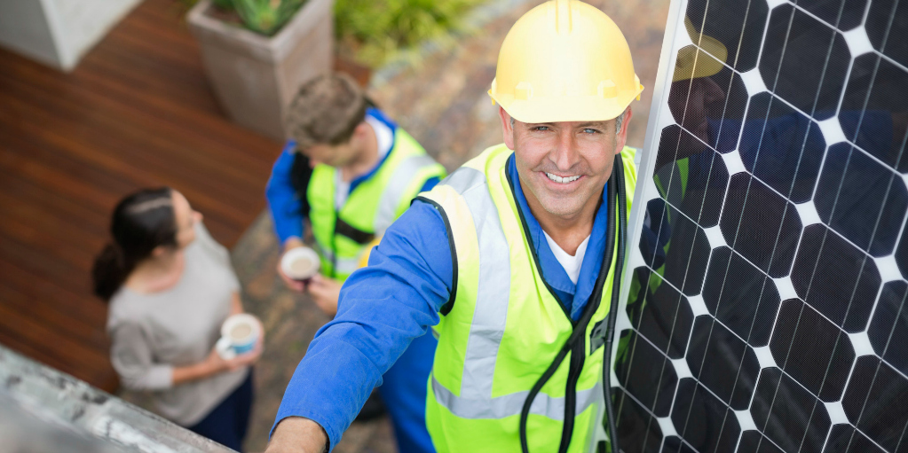 top silicon solar panel installation services